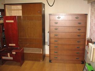 家具の処分-before